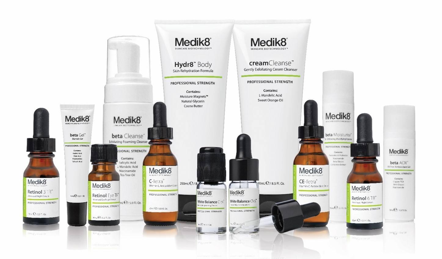 Nouvelle Beauté - Medik8
